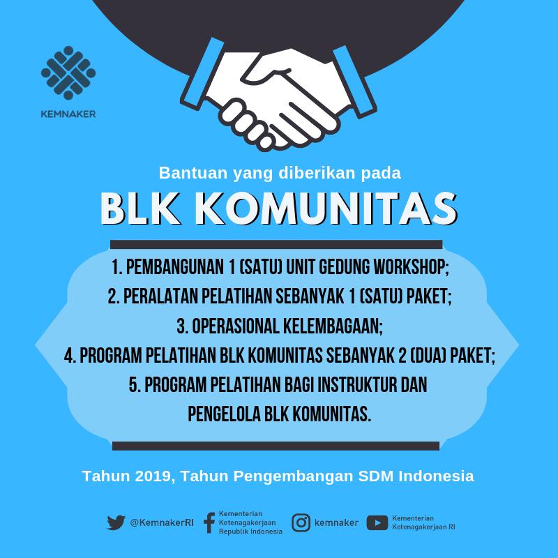 BLK Komunitas 3